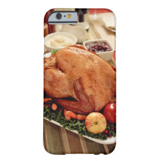 Turkey Dinner Meal Barely There iPhone 6 Case