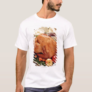 Turkey Dinner Meal T-Shirt