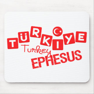 TURKEY EPHESUS mousepad - customize