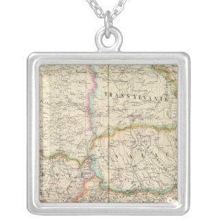 Turkey Europe 21 Silver Plated Necklace