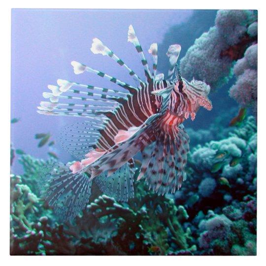 Turkey Fish Tile