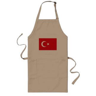 Turkey Flag Apron