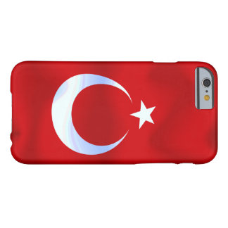 Turkey Flag Barely There iPhone 6 Case
