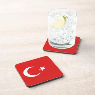 Turkey Flag Coaster