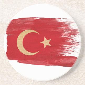 Turkey Flag Coasters