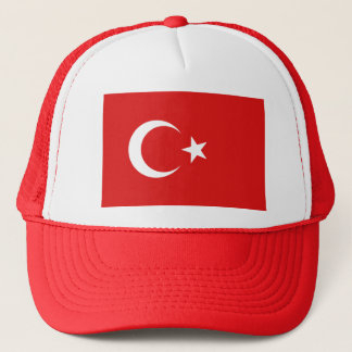 Turkey Flag Hat