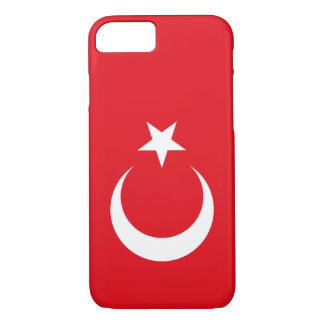 Turkey Flag iPhone 7 case