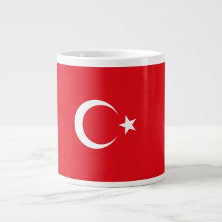 Turkey Flag Large Coffee Mug