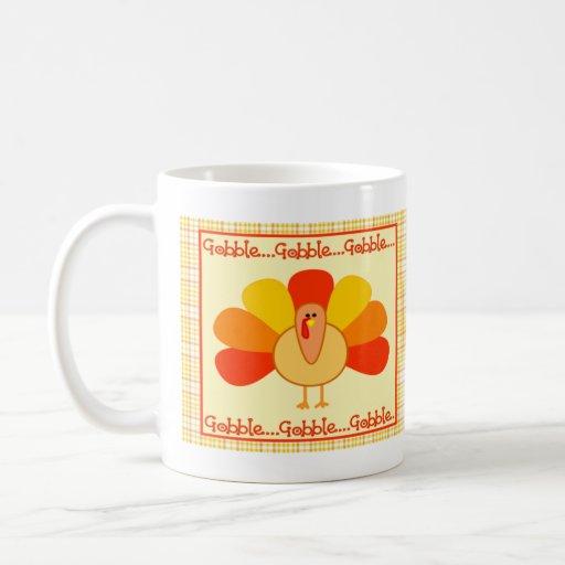 Turkey...Gobble, Gobble Coffee Mug