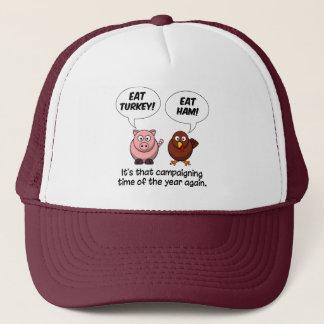 Turkey & Ham hat