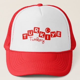 TURKEY hat - customize