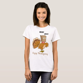 Turkey Hiding As Dog T-Shirt