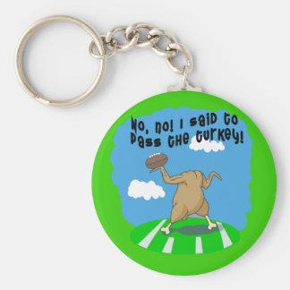Turkey Humor!  Funny Turkey T shirt or Sweatshirt Keychains