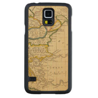 Turkey, Hungary Carved Maple Galaxy S5 Case