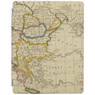 Turkey, Hungary iPad Cover
