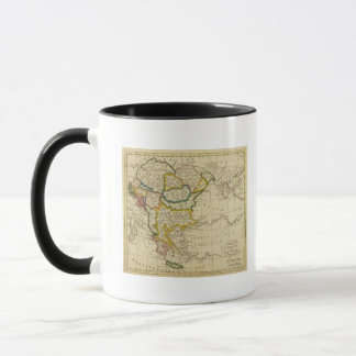 Turkey, Hungary Mug