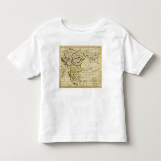 Turkey, Hungary Toddler T-Shirt