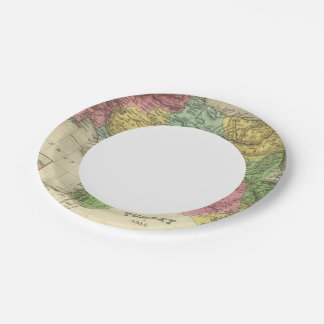 Turkey In Asia 2 Paper Plate