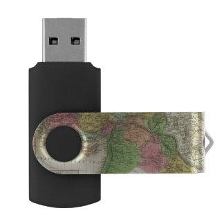 Turkey In Asia 2 USB Flash Drive
