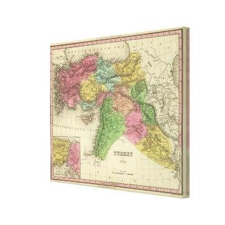 Turkey In Asia 3 Canvas Print
