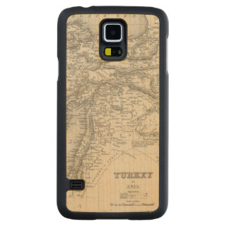 Turkey in Asia 4 Carved Maple Galaxy S5 Case