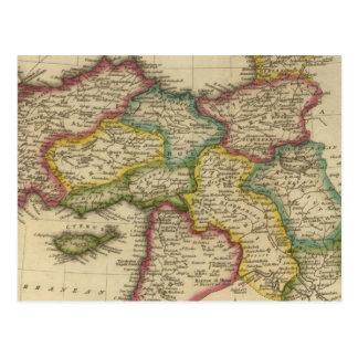 Turkey in Asia 6 Postcard