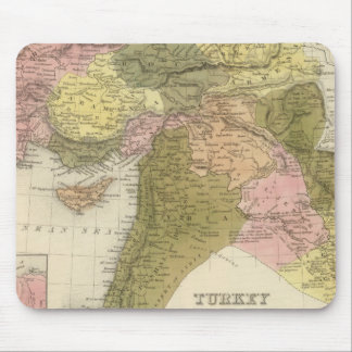 Turkey In Asia Mouse Mat