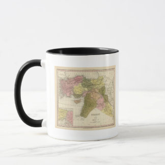Turkey In Asia Mug