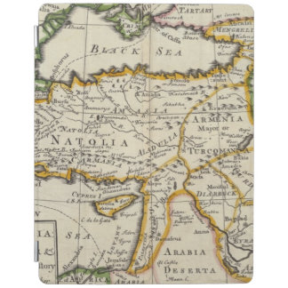 Turkey in Asia or Asia Minor iPad Cover
