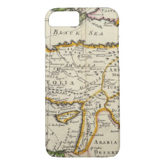 Turkey in Asia or Asia Minor iPhone 8/7 Case