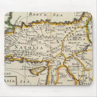 Turkey in Asia or Asia Minor Mouse Mat