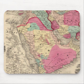 Turkey In Asia Persia Arabiaandc Mouse Mat