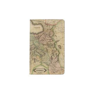 Turkey in Asia Pocket Moleskine Notebook