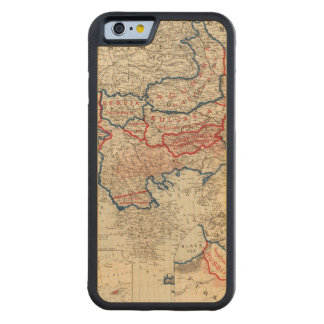 Turkey in Europe 10 Carved Maple iPhone 6 Bumper Case
