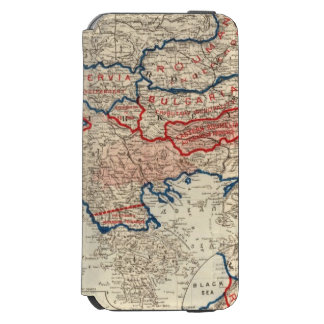 Turkey in Europe 10 Incipio Watson™ iPhone 6 Wallet Case