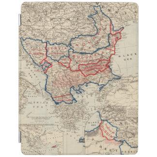 Turkey in Europe 10 iPad Cover
