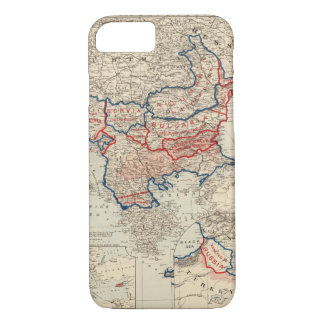 Turkey in Europe 10 iPhone 8/7 Case