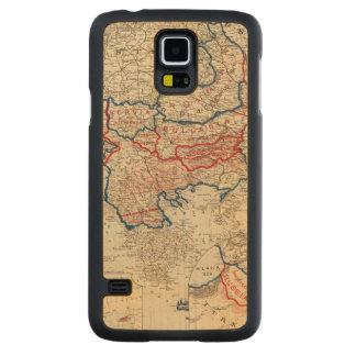 Turkey in Europe 10 Maple Galaxy S5 Slim Case