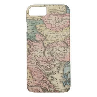 Turkey In Europe 2 iPhone 7 Case