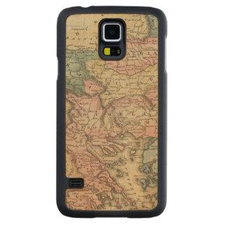 Turkey In Europe 2 Maple Galaxy S5 Slim Case