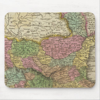 Turkey In Europe 2 Mouse Mat