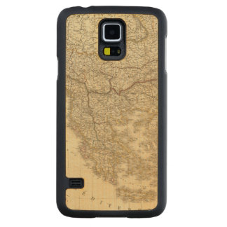 Turkey in Europe 3 Carved Maple Galaxy S5 Case