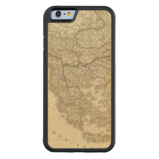 Turkey in Europe 3 Carved Maple iPhone 6 Bumper Case