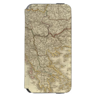 Turkey in Europe 3 Incipio Watson™ iPhone 6 Wallet Case