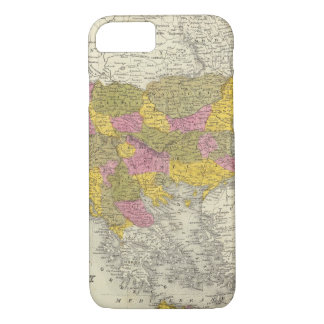 Turkey In Europe 3 iPhone 7 Case