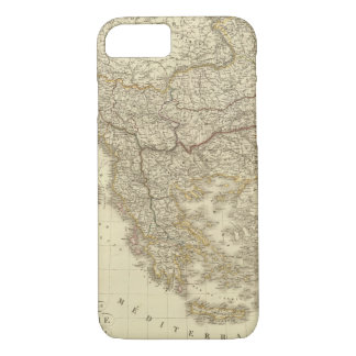 Turkey in Europe 3 iPhone 8/7 Case