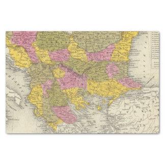 Turkey In Europe 3 Tissue Paper