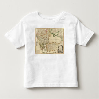 Turkey in Europe 4 Toddler T-Shirt