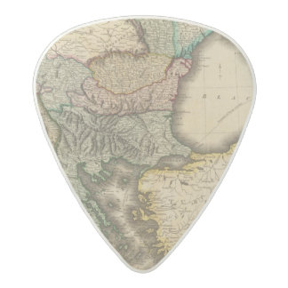 Turkey in Europe 5 Acetal Guitar Pick