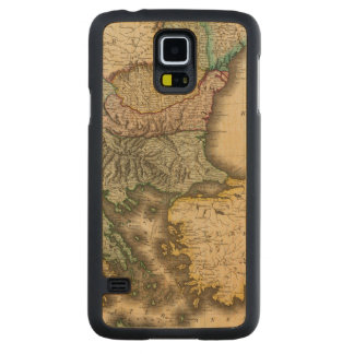 Turkey in Europe 5 Carved Maple Galaxy S5 Case